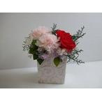 プリザーブドフラワー(母の日、誕生日、結婚祝い、新築祝いなど